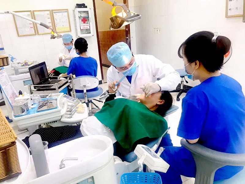 Dịch vụ tại Nha khoa Trí Việt
